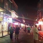 Bourbon Street - night life