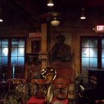 Inside of Preservation Hall