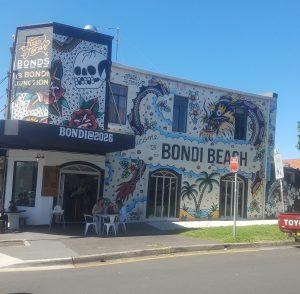 Bondi Road Rd