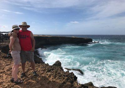 Aruba- ocean view