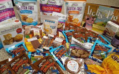 What to expect from the Gluten Free & Allergen Free event?