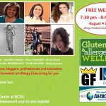 Speakers at Gluten Free & Allergy Free Event - RDU