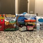 Non perishable allergy foods